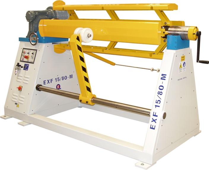 Expansionador EXF 15 80M